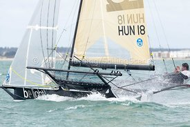 18ft Skiff European Grand Prix, Sandbanks, 20160904144