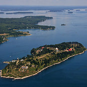 Hope Island, Casco Bay, Portland