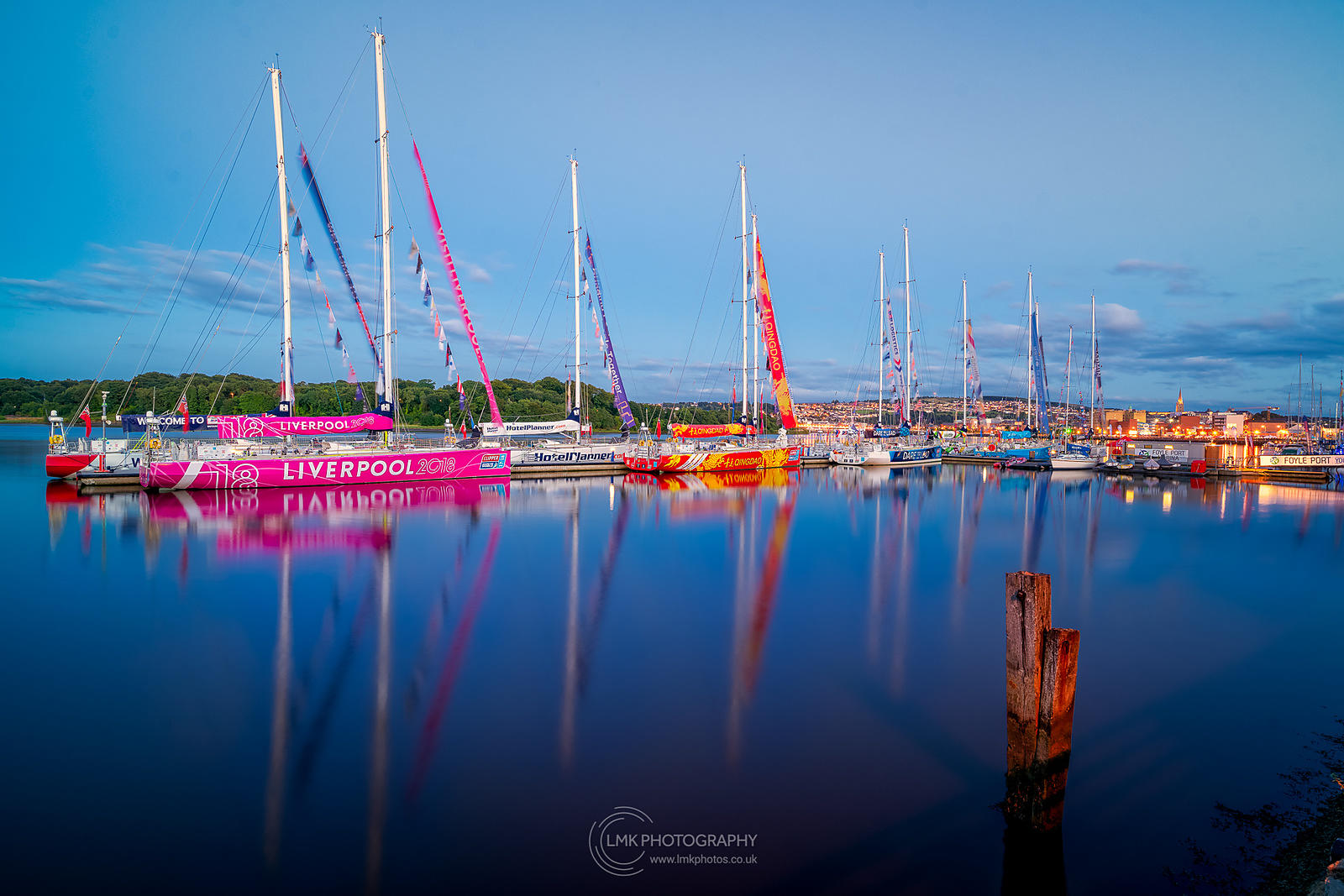 Clipper Reflections 2018