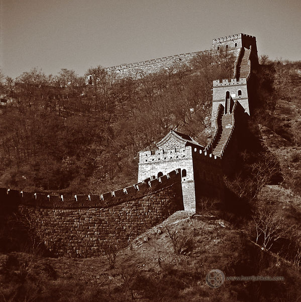 China - near Beijing (Great Wall II)
