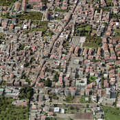 Calvizzano aerial photos