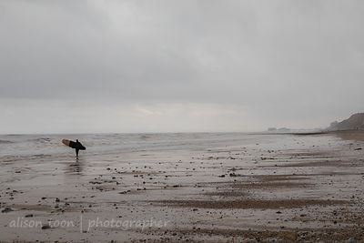 Surfing, North Norfolk