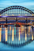 Colours of the Tyne