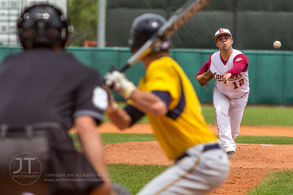 Baseball - IIAC Championship Coe vs Buena Vista May 12, 2012
