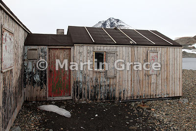 British Antarctic Survey Base Y (1955-60, 1969), Horeshoe Island, Antarctic Peninsula
