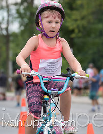 Tri-FUN Kids' Triathlon, Huron Park, MIssissauga, July 24, 2016