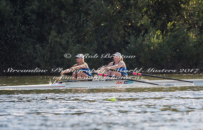 Taken during the World Masters Games - Rowing, Lake Karapiro, Cambridge, New Zealand; Tuesday April 25, 2017:   5252 -- 20170...