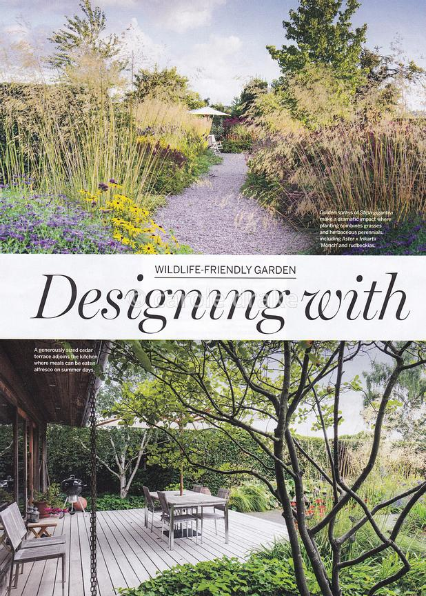 Farlands, Homes & Gardens, September 2018