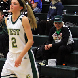 Iowa City West v Cedar Rapids Kennedy Girls Basketball