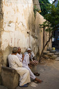 streetscene, The old Town, Mombasa, Kenya