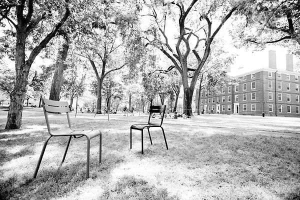 HARVARD UNIVERSITY CAMBRIDGE MASSACHUSETTS BLACK AND WHITE