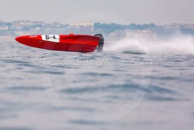 B-4, Fortitudo Poole Bay 100 Offshore Powerboat Race, June 2018, 20180610162