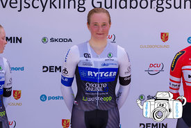 The 2018 ITT Women Junior Danish National Cycling Championship