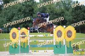 DOWE Hendrik (GER) and COMISSAIRE S during LAKE ARENA - Equestrian Summer Circuit I, CSI2* - Grand Prix -145cm, 2018. 07. 08....