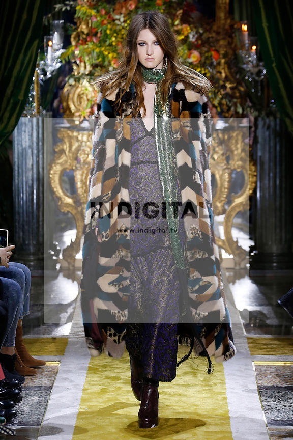 Roberto Cavalli AW16 Collection