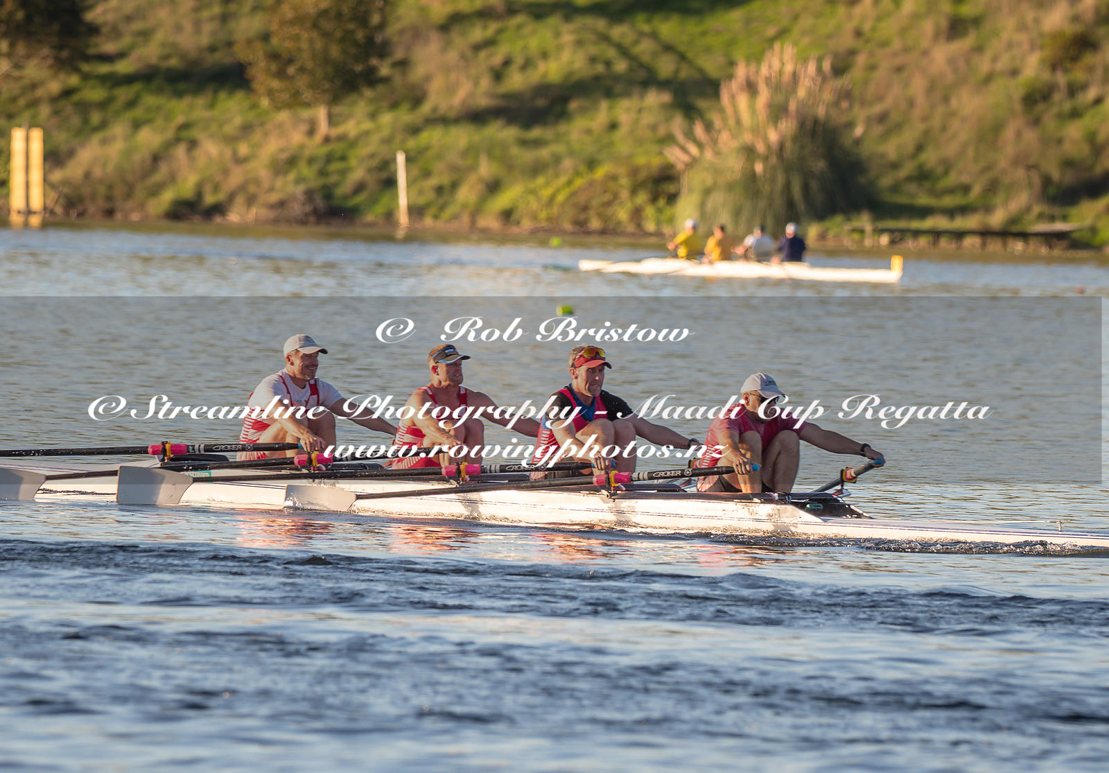 Taken during the World Masters Games - Rowing, Lake Karapiro, Cambridge, New Zealand; Tuesday April 25, 2017:   6558 -- 20170...