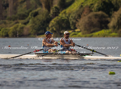 Taken during the World Masters Games - Rowing, Lake Karapiro, Cambridge, New Zealand; Tuesday April 25, 2017:   5771 -- 20170...