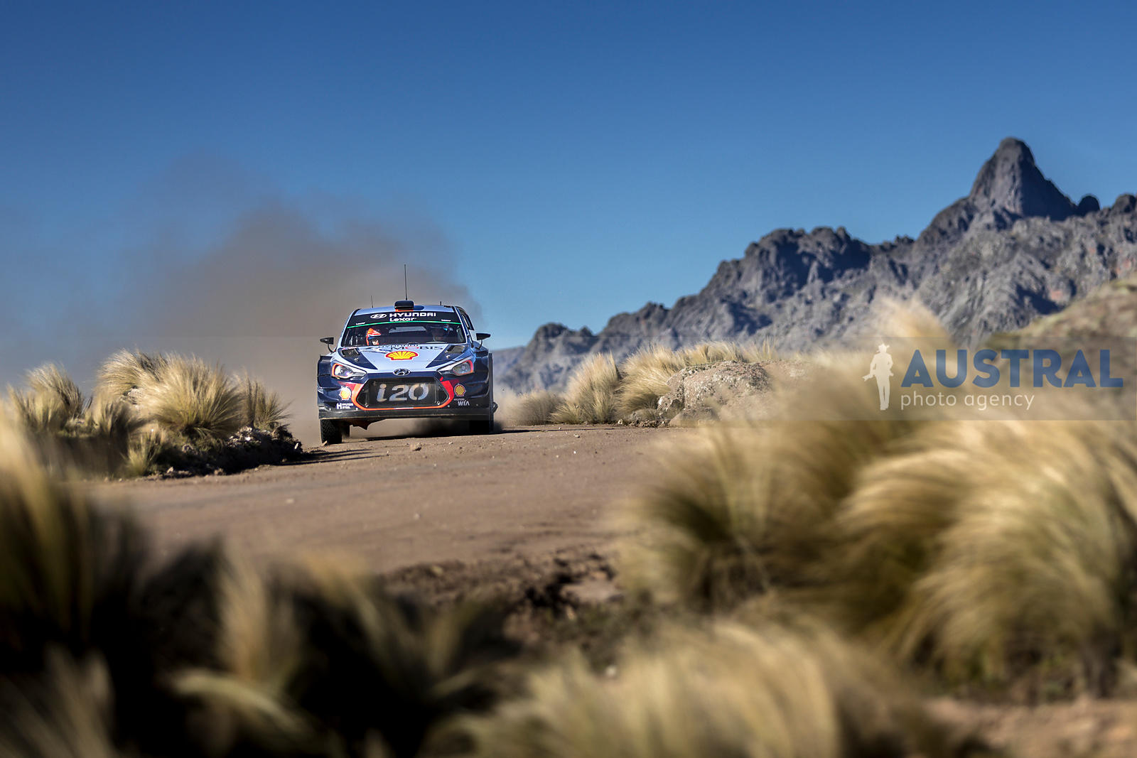 2017 FIA World Rally Championship.Round 05, Rally Argentina.27-30 April 2017..Thierry Neuville, Nicolas Gilsoul, Hyundai i20 Coupe WRC.Photographer: Austral.Worldwide copyright: Hyundai Motorsport GmbH