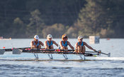 Taken during the World Masters Games - Rowing, Lake Karapiro, Cambridge, New Zealand; Tuesday April 25, 2017:   6126 -- 20170...