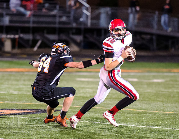 P-C - IAHSFB IC High vs CR Prairie, October 2, 2015