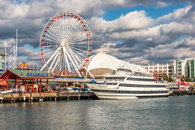 Chicago Navy Pier Photo