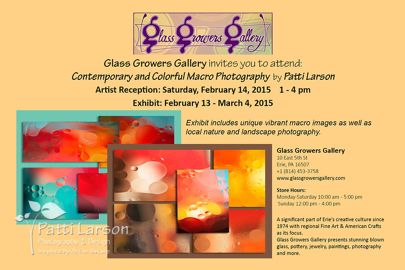 Glass Growers Gallery Post Card