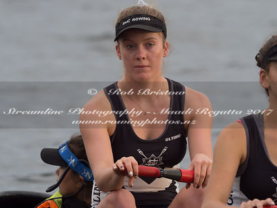 Taken during the NZSSRC - Maadi Cup 2017, Lake Karapiro, Cambridge, New Zealand; ©  Rob Bristow; Frame 540 - Taken on: Friday - 31/03/2017-  at 08:38.26