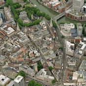 City center, Bristol