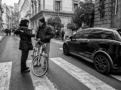 Street Photography in Caltagirone #18