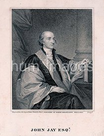 First Chief Justice of the Supreme Court John Jay, Esq