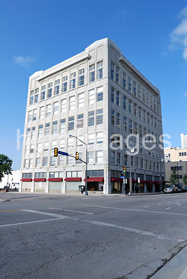 Downtown building in Dallas, TX (six stories)