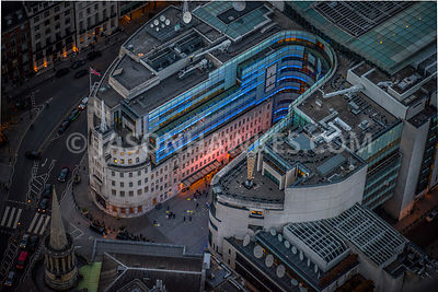 BBC Broadcasting House.Likened to a top hat in its original design, and an ocean liner in its latest incarnation, this iconic...