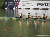 Taken during the FISA World Cup 3, Rotsee, Lucerne, Switzerland; ©  Rob Bristow; Frame 764 - Taken on: Sunday - 15/07/2018-  ...