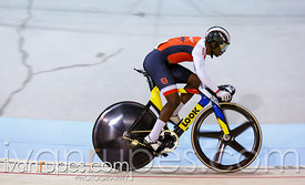 Men's sprint 1/8 finals. Milton International Challenge, January 10, 2015