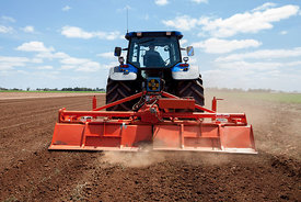 New Holland Model TM190
