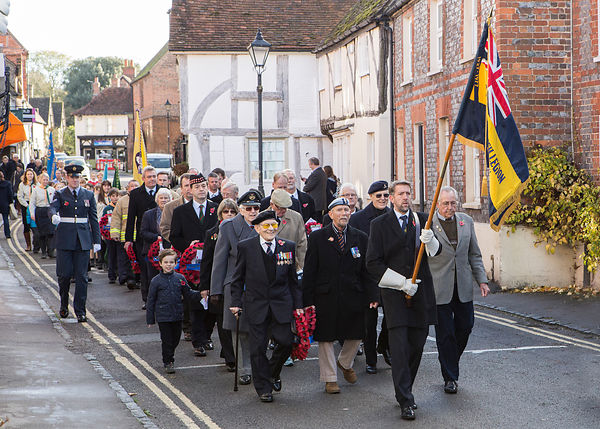 Watlington_Remembrance_Day_Parade