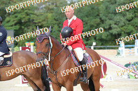 BETTSCHEN Pascal (SUI) and COLIN VI during LAKE ARENA - The Summer Circuit II, CSI2*, GRAND PRIX, 145 cm, 2017 August 27 - Wi...