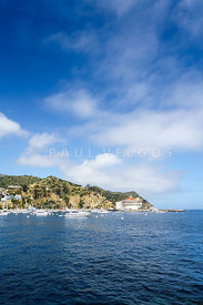 Catalina Island High Resolution Photo