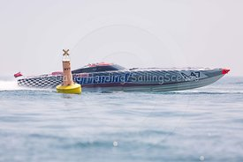 Silverline, A-47, Fortitudo Poole Bay 100 Offshore Powerboat Race, June 2018, 20180610340