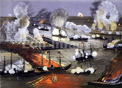Battle of New Orleans during War of 1812