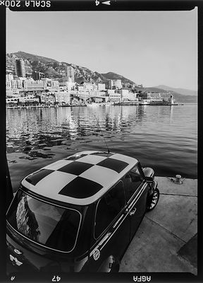 R498 in Monte Carlo 1998: Photographer: Neil Emmerson