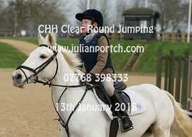 2nd Round - Clear Round Jumping