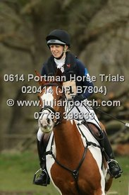 Portman Horse Trials 2014 - BE100 Sections (13-00 - 13-59)
