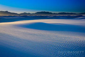 Ripples in Sand | White Sands, NM
