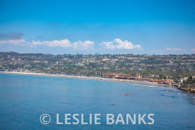 Beach Town and Resort at La Jolla