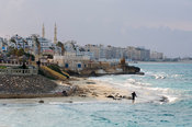 the waterfront, Marsa Matruh, Mediterranean Coast, Egypt