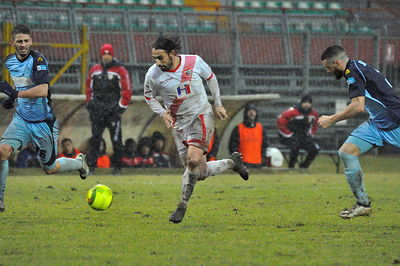 MANTOVA - ALBINOLEFFE - 24^ CAMPIONATO - 05.02.2017 - FOTO & VIDEO HiRes