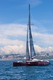 Aquafly, GBR3238, Dragonfly 32 trimaran, 20180527301