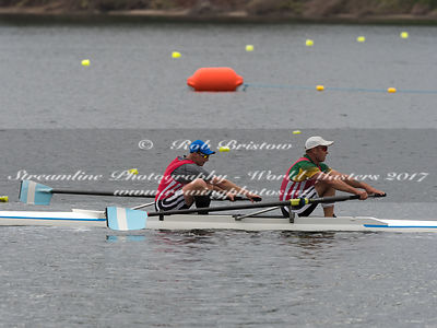 Taken during the World Masters Games - Rowing, Lake Karapiro, Cambridge, New Zealand; ©  Rob Bristow; Frame 3451 - Taken on: Sunday - 23/04/2017-  at 16:49.31