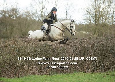 2016-03-28 KSB Lodge Farm Meet